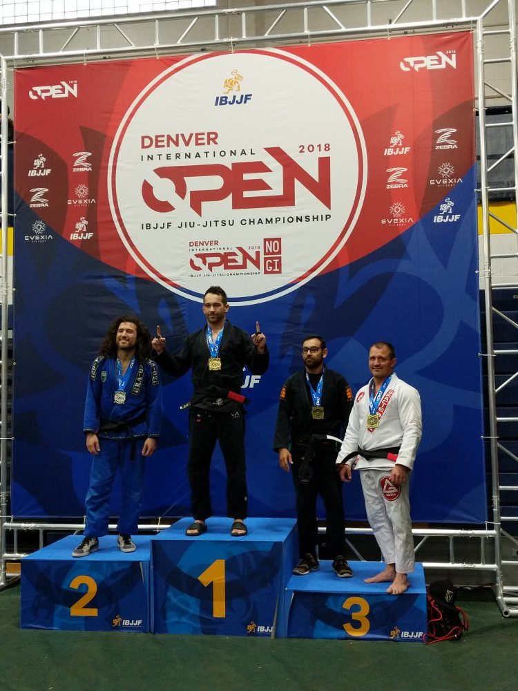 Professor Ben Buttars Denver Champion