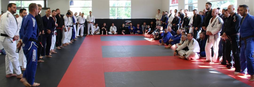 The Base Jiu Jitsu Summer Camp